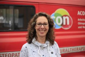 Nicole Kruppa-Wöhner, Leiterin der Geschäftstelle